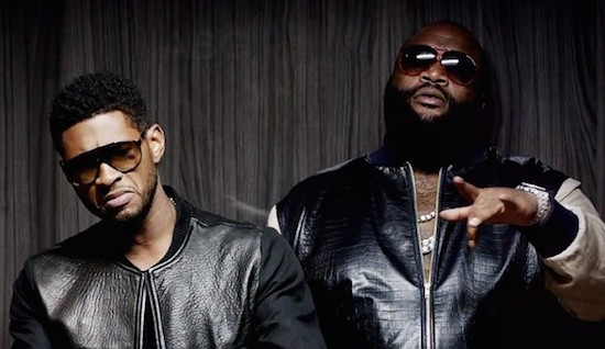 Audio: Usher Ft Rick Ross: Good Kisser (Remix)