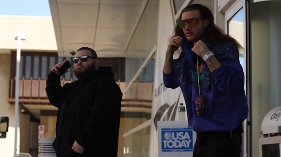 Riff Raff Ft Action Bronson – Rookies Of The Future